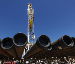 blackbrush-oil-gas-rig